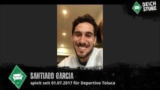 Santiago Garcia erklärt Wechsel von Werder nach Mexiko