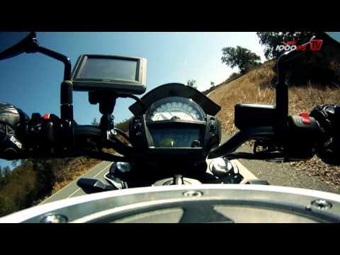 Kawasaki ER6n - Test, Sound und Action mit der ER-6n