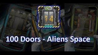 100 Doors: Aliens Space Gate 64 Level