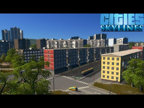 LETS START BUILD RUSSIAN SITY IN CITIES SKYLINES S1Ep1 |