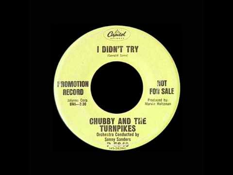 Precisely chubby and the turnpikes and have