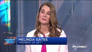 Melinda Gates on gaining equity in her marriage and the importance of access to reproductive rights