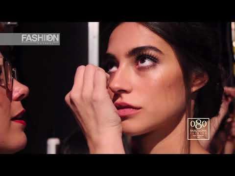 WOM & NOW Backstage 080 Barcelona Fashion Fall Winter 2018 19 - Fashion Channel
