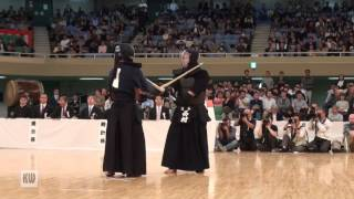 63rd All Japan Kendo Championships — SF1