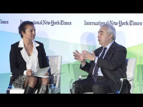 Energy for Tomorrow 2015 | The Energy for Tomorrow  Lounge: Tipping the Scales of Power