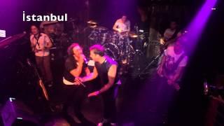 Fettah Can & Giorgos Mazonakis - Özledim / Ela Na Deis (Live)