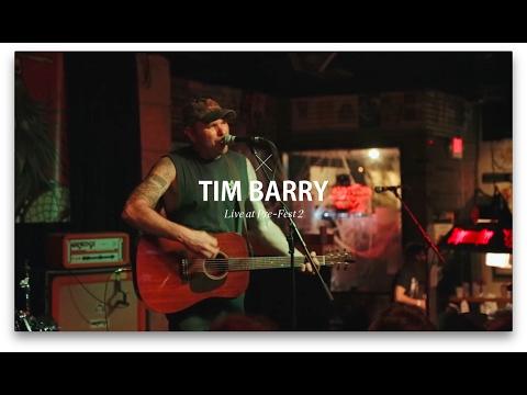 Tim Barry - PreFest 2