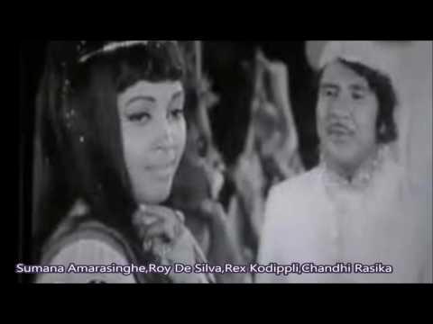 Victor rathnayake & Indrani Senarathne..Anuragi apara ahase(අනුරාගී අපාර අහසේ ඔබේ සිනා සමීරේ)