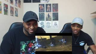 StarCraft II  Legacy of the Void Opening Cinematic Reaction