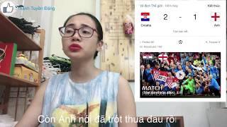 [Tuyền chế # 47] Nhạc Chế Bán Kết World cup 2018 | Pháp vs Croatia