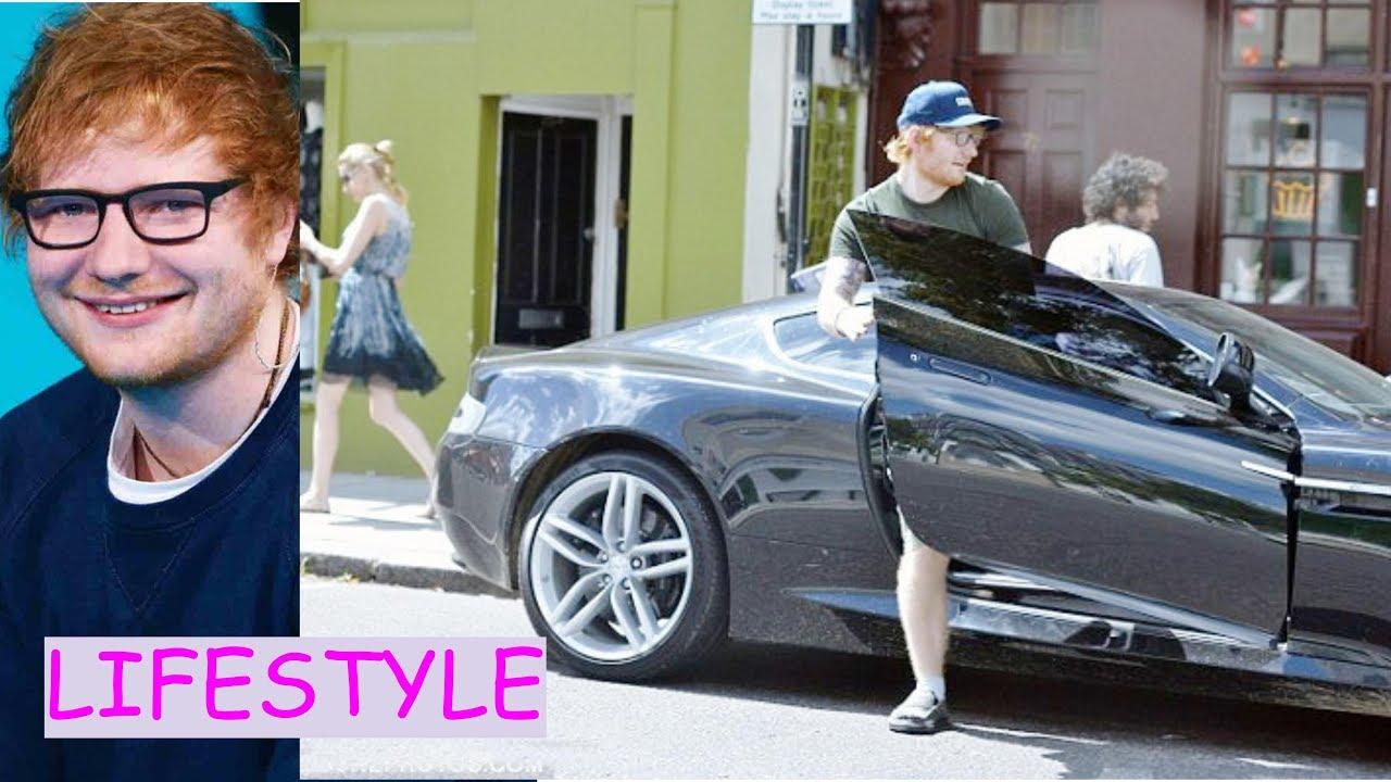 bd2553f69 Ed sheeran lifestyle (cars