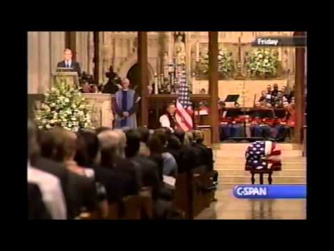 The State Funeral Service of Ronald Reagan 2004