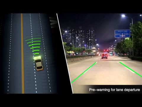 Protruly Automotive Night Vision System