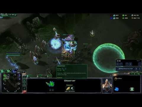 Starcraft II HotS - Suddenly Silver #3 - Oh my god roaches