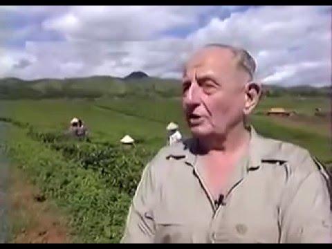 Le général  BIGEARD  PORTRAIT.  1994