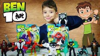 Ben10 Νέες Φιγούρες Δράσης Overflow και Upgrade παιχνίδια για παιδιά Giochi Preziosi