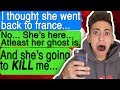My Dad KILLED our foreign exchange student! Scary Tap Horror Stories | Molly