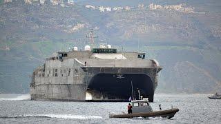 U.S. Navy's Expeditionary Fast Transport (EPF)
