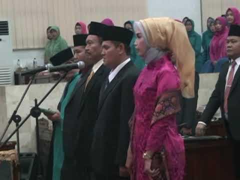 Empat Anggota DPRD Kabupaten Lahat Diganti