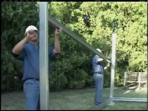 DIY Greenhouse Installation Video: Chapter 4 | Mueller, Inc