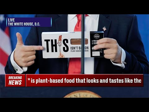 Donald Trump Hates Fake Bacon ?