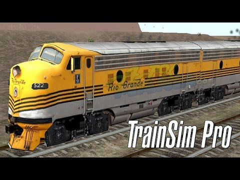 Train Simulator Pro Android / iOS Gameplay Trailer [HD]