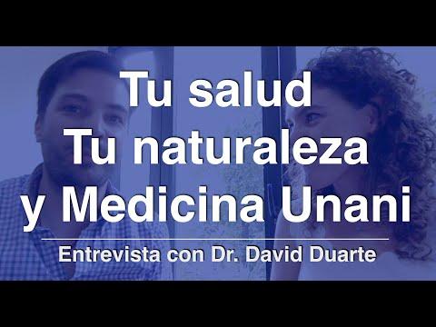 Tu salud y Medicina Unani - Dr David Duarte