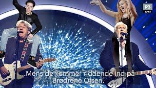 Vi vinder aldrig Melodi Grand Prix | Tue og Tony | DR P3