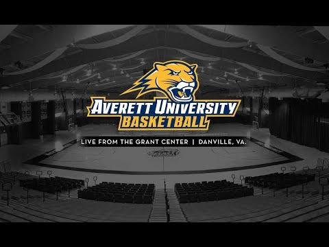 Averett men's basketball vs. Eastern Mennonite