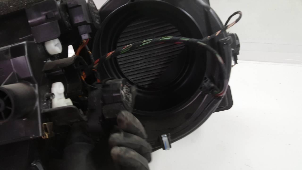 Bmw Z4 E85 E86 Ac Heater Blower Resistor View Removal