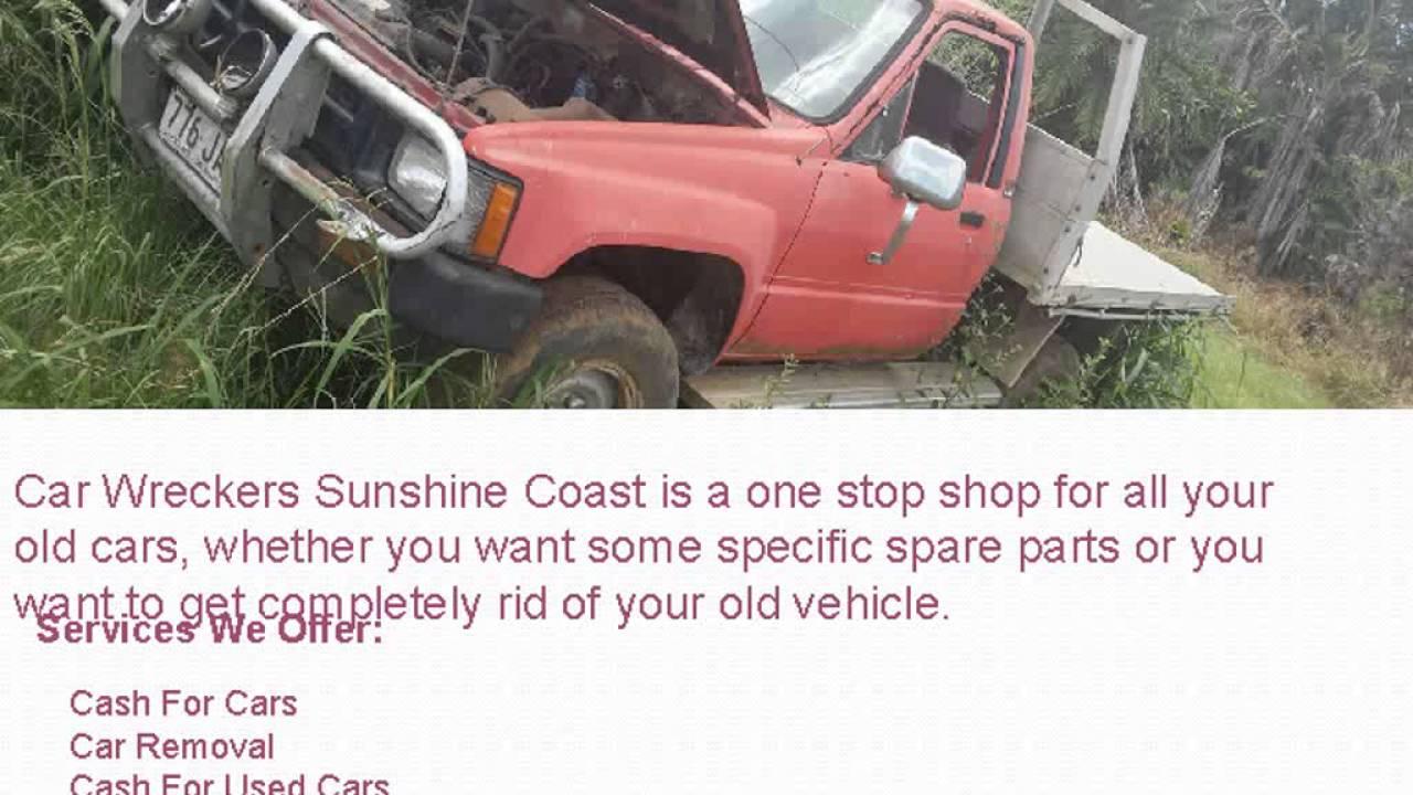 Cash For Used Cars Sunshine Coast - YouTube