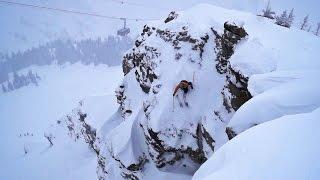 Jackson Hole Skiing Corbet