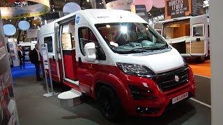 2018 Knaus Saint & Sinner 600 MQ Fiat - Exterior and Interior - Caravan Show CMT Stuttgart 2018
