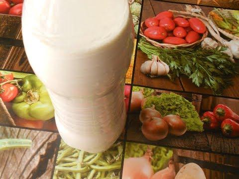 Как сделать кефир в домашних условиях из молока без закваски