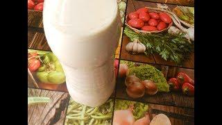 ✅Как сделать кефир? Кефир из молока ✅ Очень простой рецепт!!!