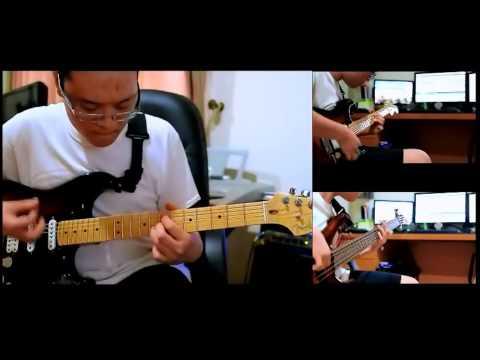 Ku Dibri Kuasa Bass & Guitar - Cover Gary Wiryawan