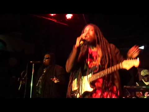 The Meditations: Blackman Redemption - Tribute To The Reggae Legends 2016 - 02/15/2016
