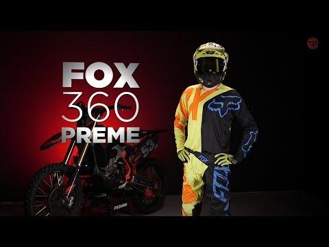 FOX 360 Preme MX Clothing Kit