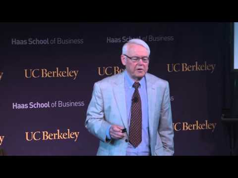 """Berkeley Haas Dean's Speaker Series - David Aaker: """"The Power of Brand Personality"""""""