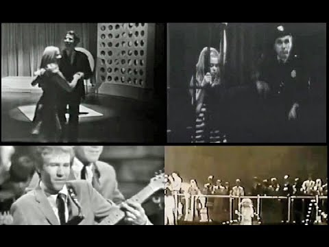 American Bandstand, Hullabaloo, Shivaree, Hollywood a Go-Go- I Fought The Law, Bobby Fuller Four