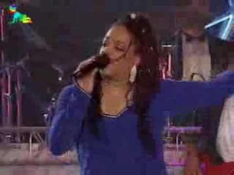 Evelyn Champagne King - shame (Live).avi