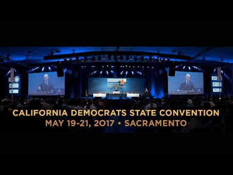 What's a Progressive and the Fight for Chair of the California Democratic Party