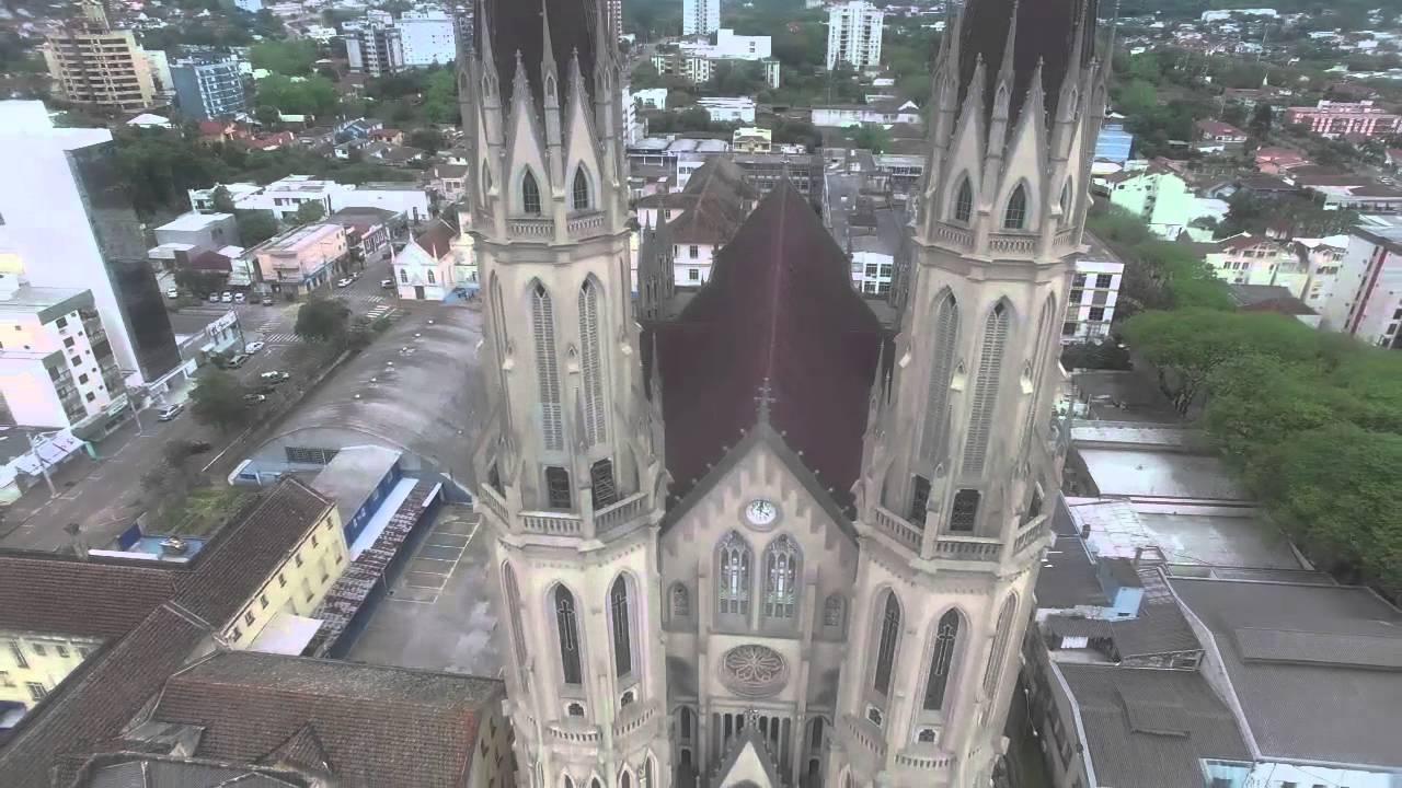 Catedral s o jo o batista santa cruz do sul youtube for A mobilia santa cruz do sul