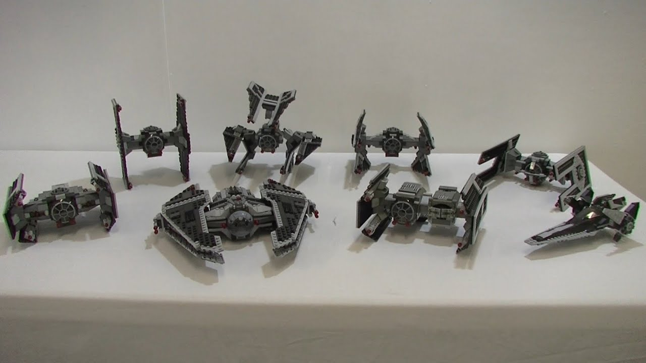How To Build A Lego Ship From Star Wars