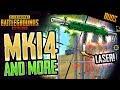 MK14 & OTHER MARKSMAN RIFLES - MEH? PUBG Mobile