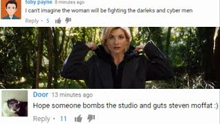 ACTUAL Responses to the 13th Doctor being a Woman