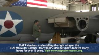 MAPS: Preserving and Restoring Military Aviation