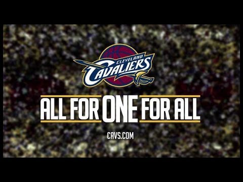 2015 Cleveland Cavaliers Playoff Hype Video