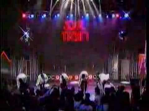 New Edition performs NE Heartbreak 1988