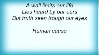 Sepultura - Human Cause Lyrics